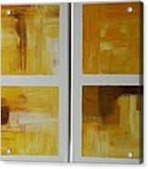 Window With View Vi Acrylic Print