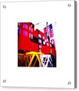 Window_10.09.12 Acrylic Print