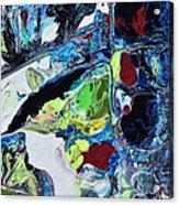 Windows And Waterfalls Acrylic Print