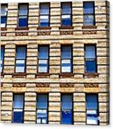 Windows Galore Acrylic Print