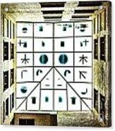 Matrix Acrylic Print