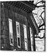 Windows Of The Past Acrylic Print