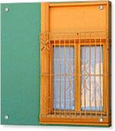 Windows Of The World - Santiago Chile Acrylic Print