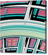 Windows - Phone Cases And Cards Acrylic Print