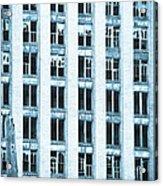 Windows To The Soul Acrylic Print