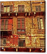 Windows With A View Acrylic Print