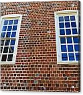 Windows With History Acrylic Print