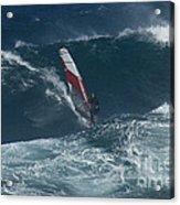 Windsurfer 2 Maui Acrylic Print