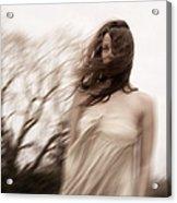 Windy Acrylic Print