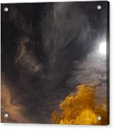 Windy Night Acrylic Print