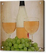 Wine And Dine Acrylic Print