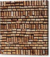 Wine Corks Acrylic Print
