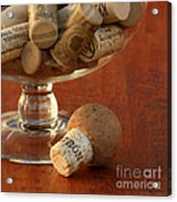 Wine Lover Acrylic Print