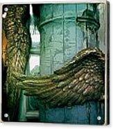 Wing It I Acrylic Print
