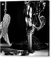 Wings Of Desire II Acrylic Print