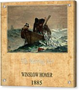 Winslow Homer 2 Acrylic Print