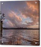 Winter At Big Lagoon Acrylic Print