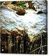 Winter Dells Acrylic Print