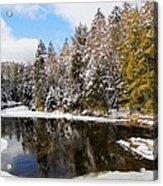 Winter Impressions ... Acrylic Print
