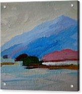 Winter Islands - Mdi Acrylic Print
