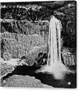 Winter Palouse Falls 3 Acrylic Print