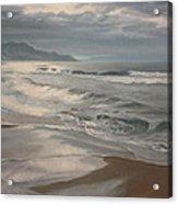 Winter Sea  Acrylic Print