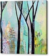 Winter Wanderings II Acrylic Print