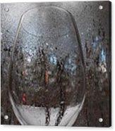 Winter Wine Acrylic Print