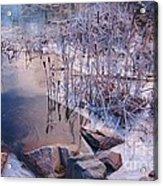 Winters Magic Acrylic Print