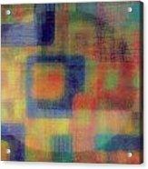 Wire Tap Acrylic Print