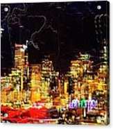 Wired Seattle Acrylic Print