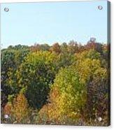 Wisconsin Colors Acrylic Print