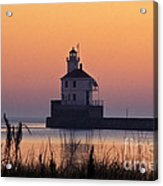 Wisconsin Point Lighthouse - Fs000216 Acrylic Print