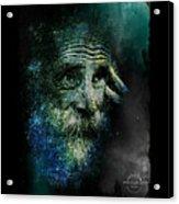 Wisdom Of The Stars Acrylic Print
