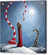 Wishing Star By Shawna Erback Acrylic Print