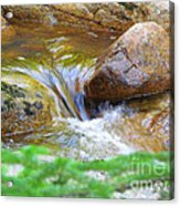 Wishing Waterfall Acrylic Print