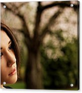 Wistfully Dreaming Of You Acrylic Print