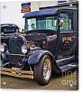 Wm J. Swan Hdroc8044-13 Acrylic Print