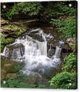 Wolf Creek  7k01600 Acrylic Print