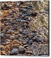 Wolf Creek Upstream Acrylic Print