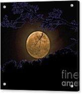 Wolfbane Moon Acrylic Print