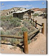Wolfes Ranch - Arches Nationalpark Acrylic Print