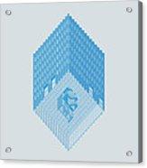 Wolfson Axonometric Acrylic Print