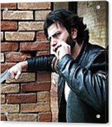 Wolverine Inspired Acrylic Print