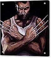 Wolverine Acrylic Print