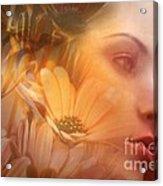 Woman 2011 Acrylic Print