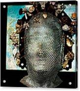 Woman Of The World Acrylic Print