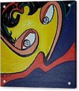 Woman20 Acrylic Print