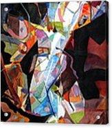 Womansong Acrylic Print