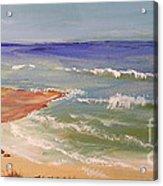 Wombarra Beach Acrylic Print